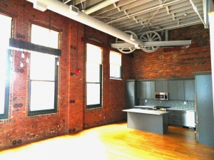 Downtown Apartment Rentals Gaining Momentum...